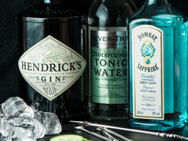 Gin and Cocktails